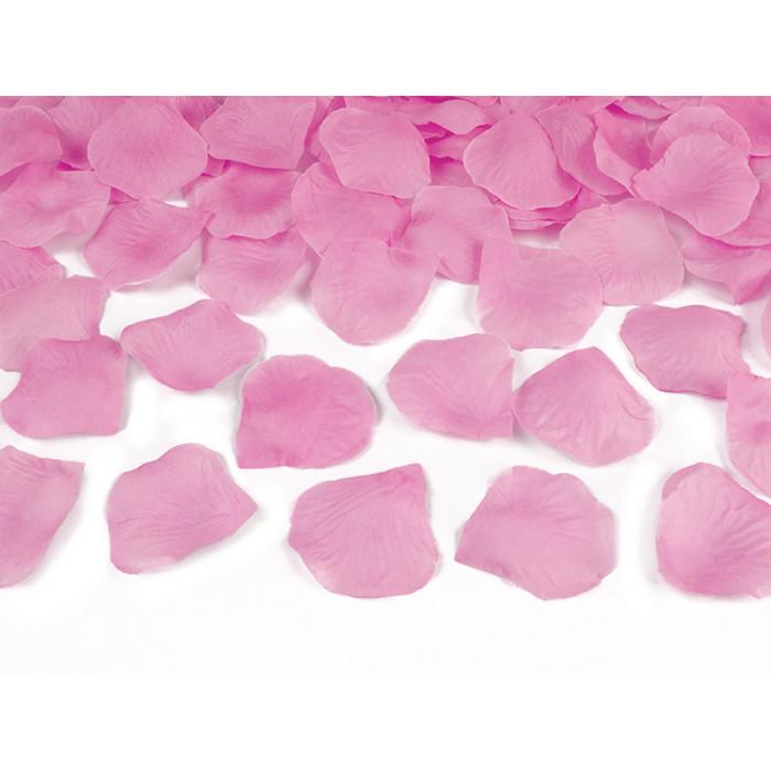 Diamentowe konfetti, j. różowy, 12mm