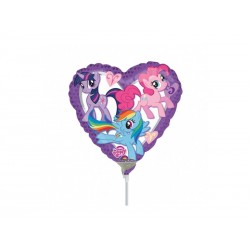 "Balon foliowy 9"" HRT My Little Pony"