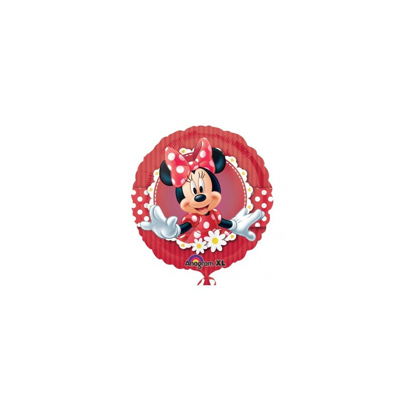 "Balon foliowy 18"" CIR Minnie"