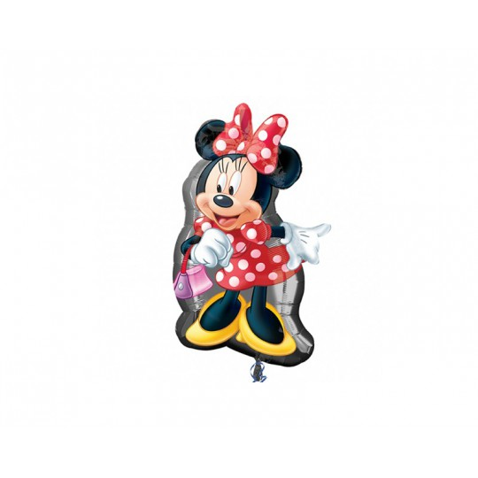 "Balon foliowy 19 x 32"" SHP Minnie"