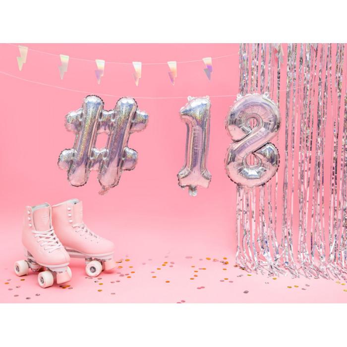 "Balon foliowy 17"" HRT Frozen"