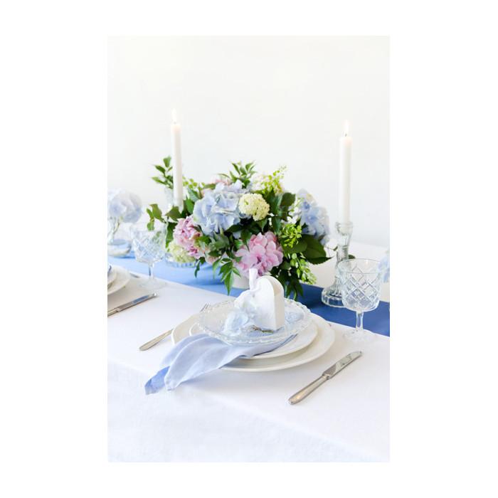 Diamentowe konfetti, bezbarwny, 12mm