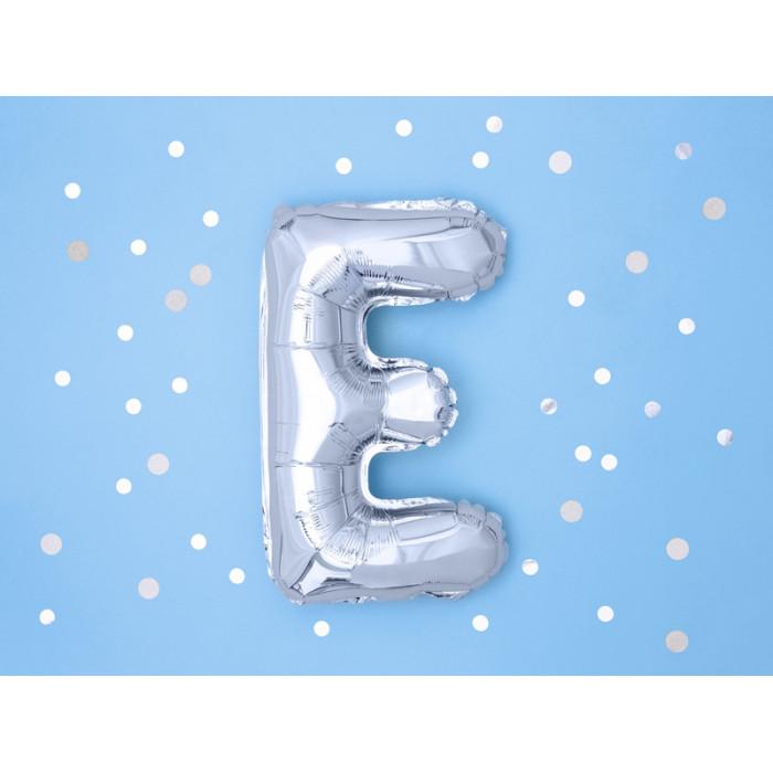 Balony 25 cm, Metallic Caribbean Blue