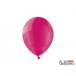 Balony 30 cm, Crystal Hot Pink