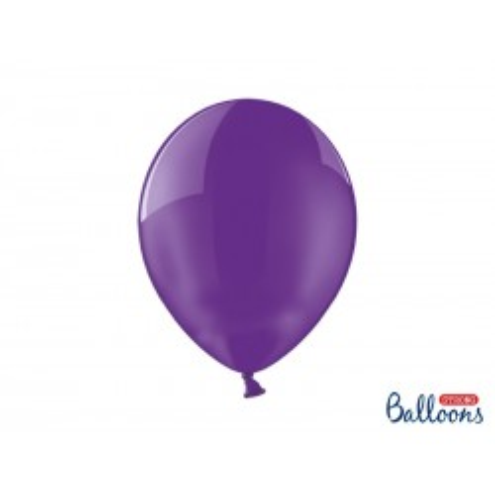 Balony 35 cm, Crystal Violet