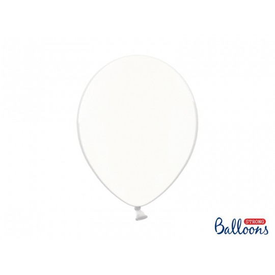 Balony 35 cm, Crystal Clear