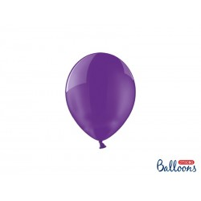Balony 12 cm, Crystal Violet
