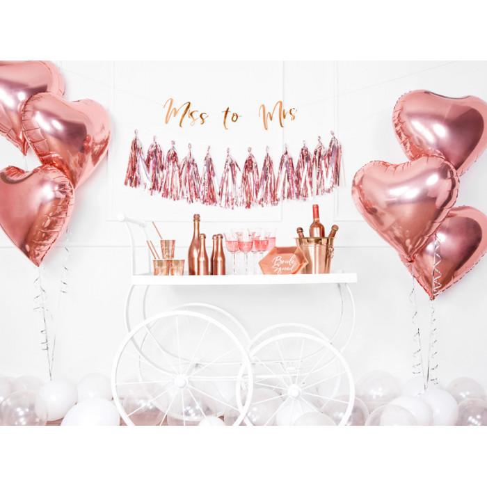 Balon 1m, okrągły, Pastel leśna zieleń