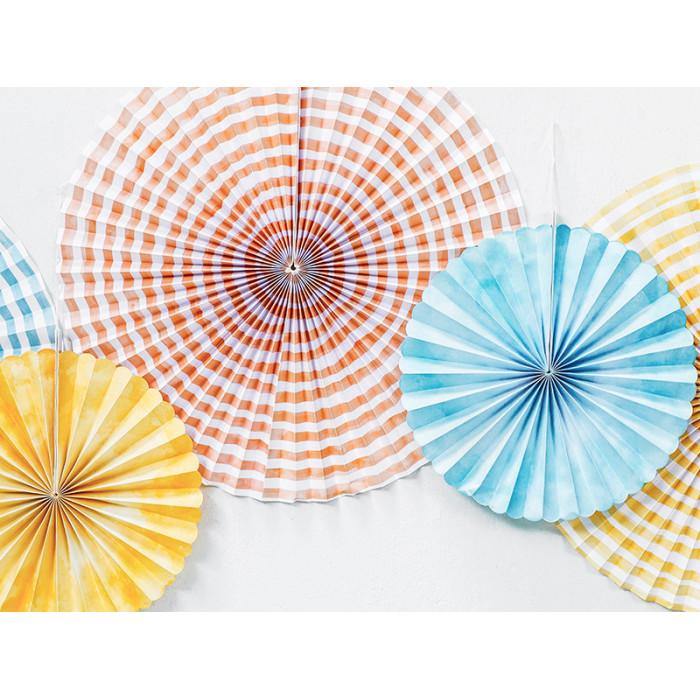 Balony 25 cm, Pastel Mix