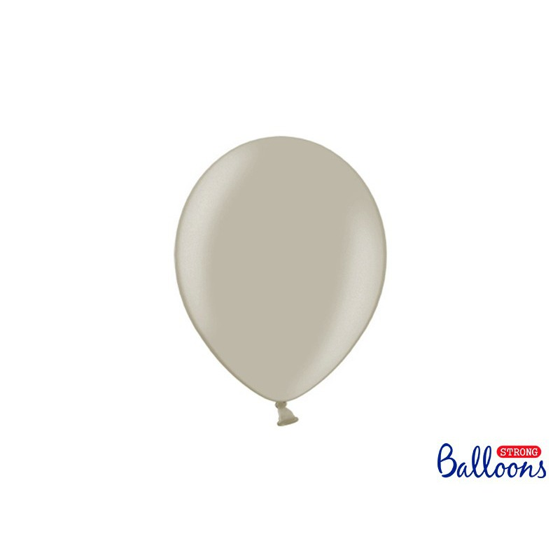 Balony 25 cm, Pastel Warm Gray