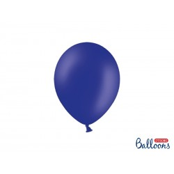 Balony 25 cm, Pastel Royal Blue
