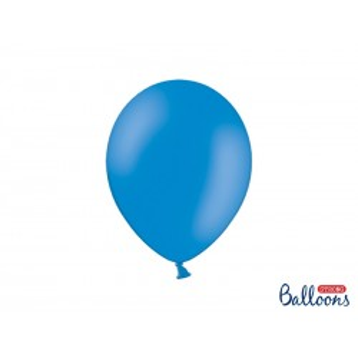 Balony 30 cm, Pastel Cornflower Blue