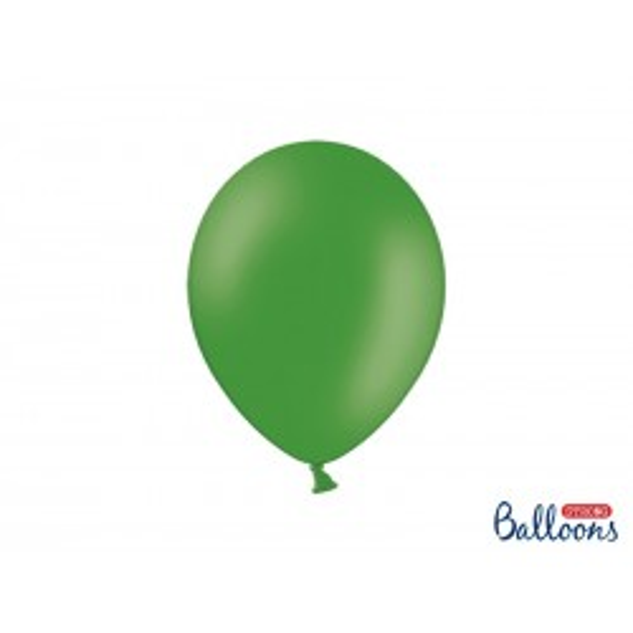 Balony 30 cm, Pastel Emerald Green