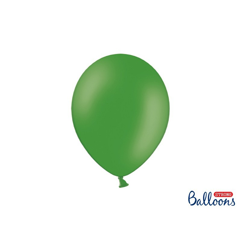 Balony 30 cm, Pastel Emerald Green