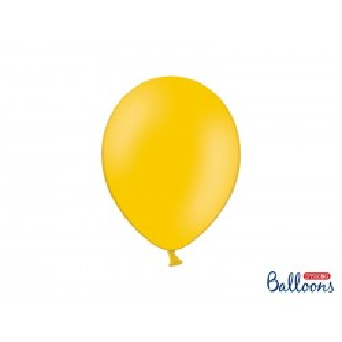 Balony 30 cm, Pastel Bright Orange