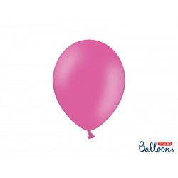 Balony 30 cm, Pastel Hot Pink