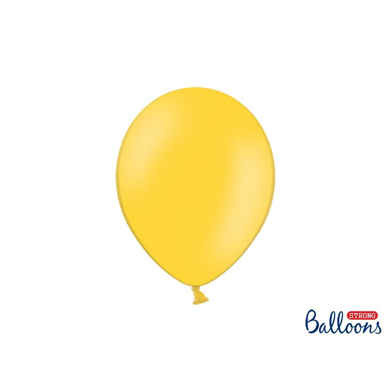 Balony 30 cm, Pastel Honey Yellow