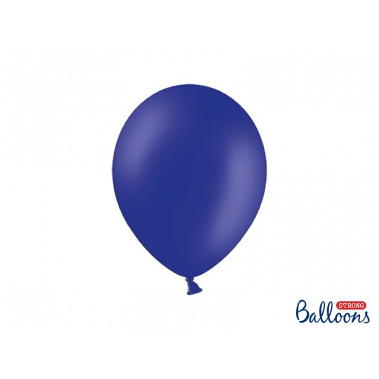 Balony 30 cm, Pastel Royal Blue