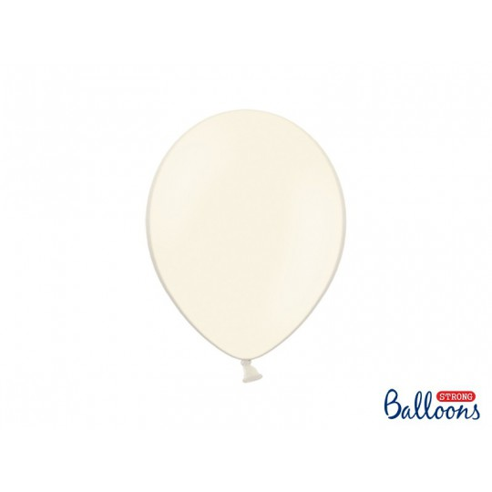 Balony 30 cm, Pastel Light Cream