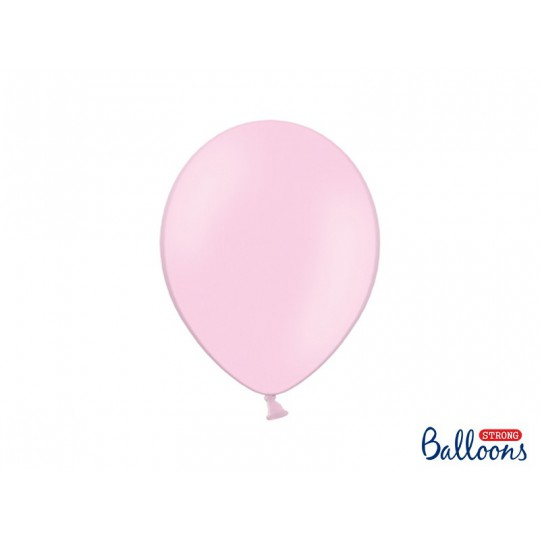 Balony 30 cm, Pastel Baby Pink