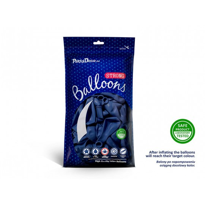 Balony 30 cm, Pastel Blue