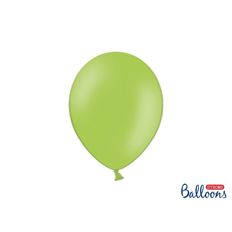 Balony 30 cm, Pastel Bright Green