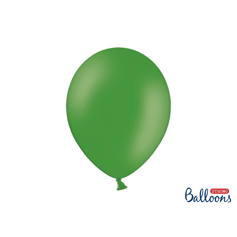 Balony 35 cm, Pastel Emerald Green