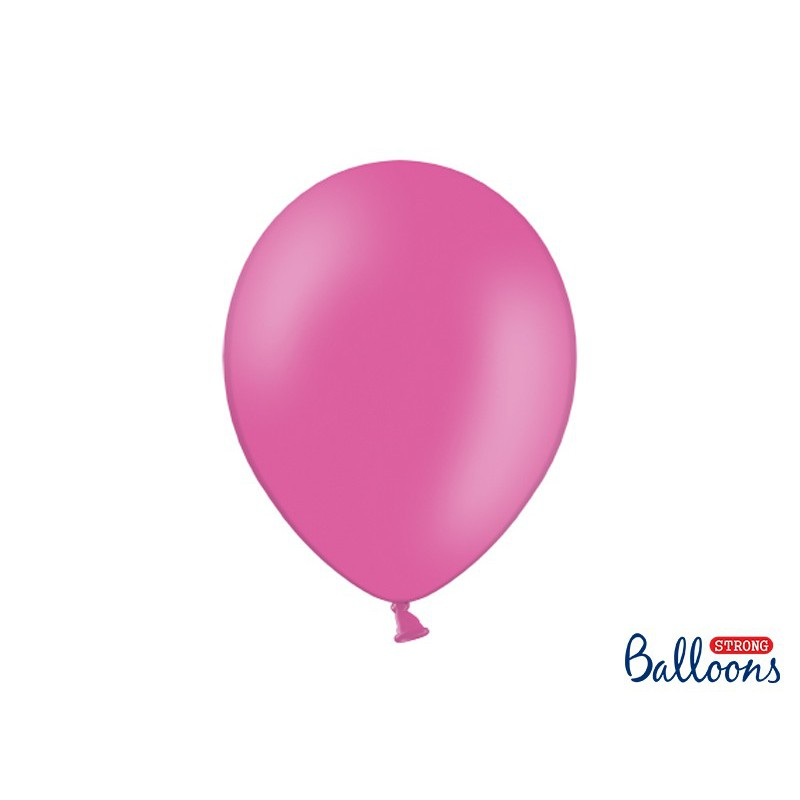 Balony 35 cm, Pastel Hot Pink