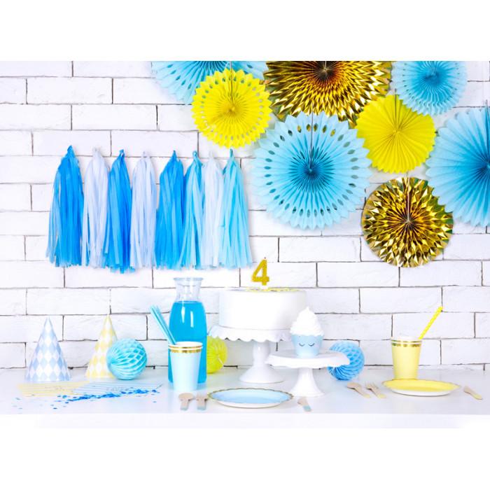 Balony 35 cm, Pastel Black
