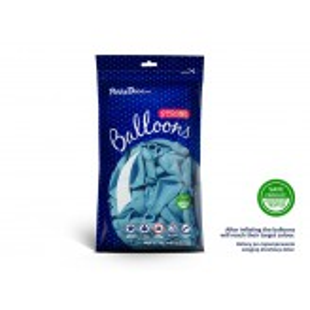 Balony 35 cm, Pastel Baby Blue