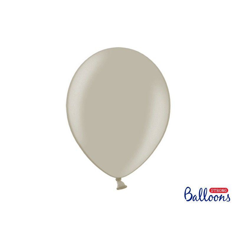 Balony 35 cm, Pastel Warm Gray