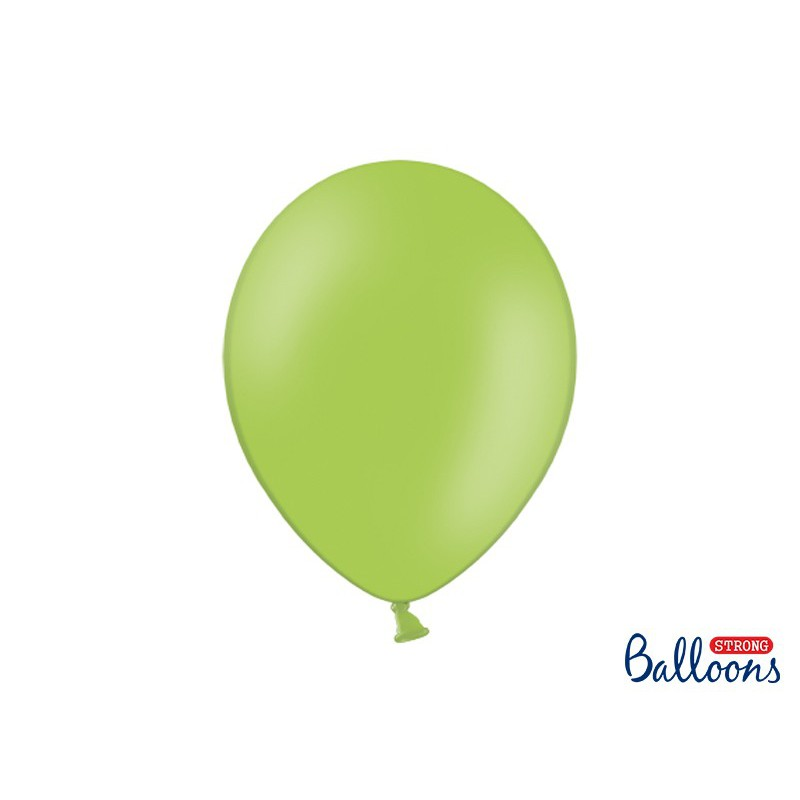 Balony 35 cm, Pastel Bright Green