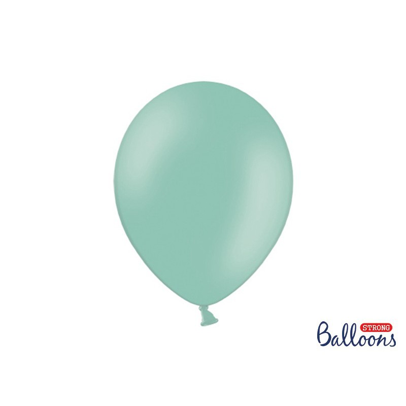 Balony 35 cm, Pastel Mint Green