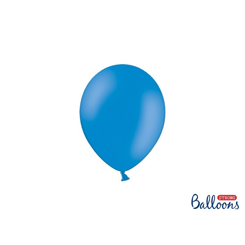 Balony 12 cm, Pastel Cornflower Blue