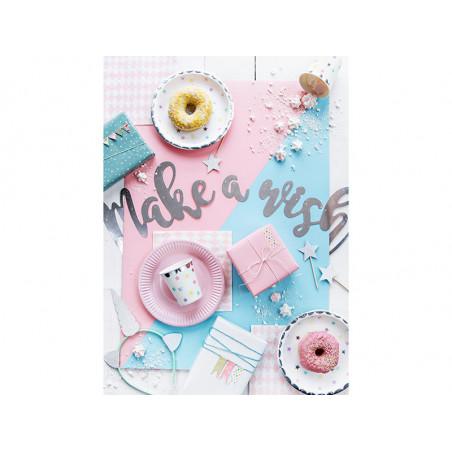 Balony 12 cm, Pastel Poppy Red