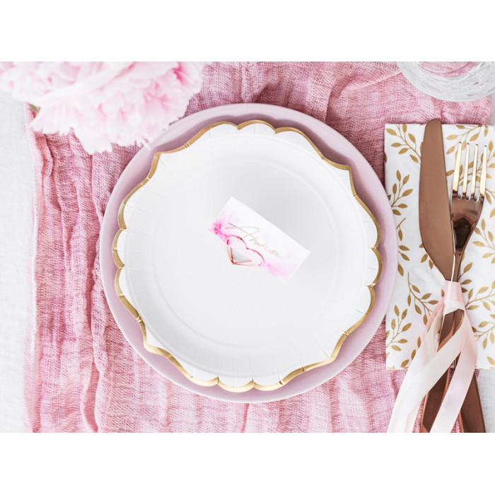 Balony 35 cm, Gwiazdki, Crystal Clear