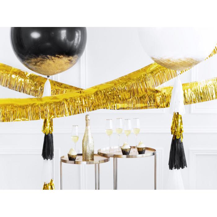 """Balon foliowy 34"""" Cyfra 3, srebrny"""