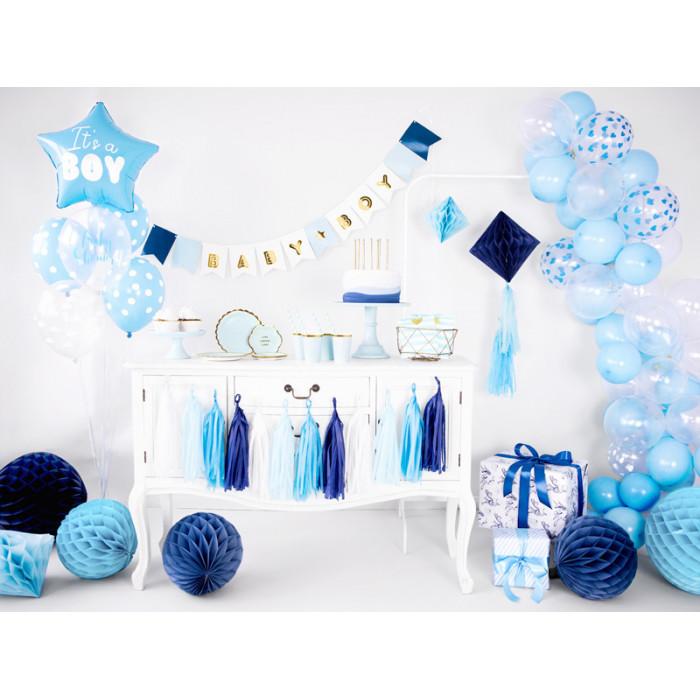Kryształowe serca, j. zieleń, 21mm
