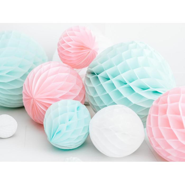 Świece komunijne, różowy, 29cm