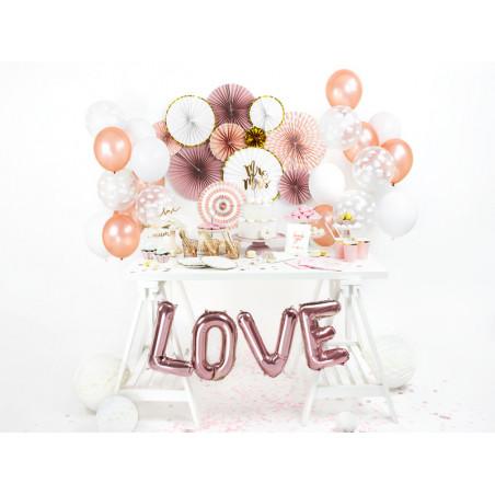 Szarfy na krzesło, kremowy, 0,15 x 2,75m