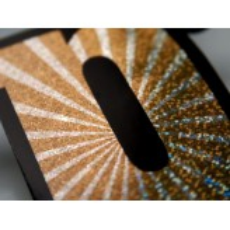 Baner holograficzny Happy...!, 15 x 142cm