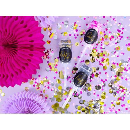 Świeczki urodzinowe Magiczne, mix