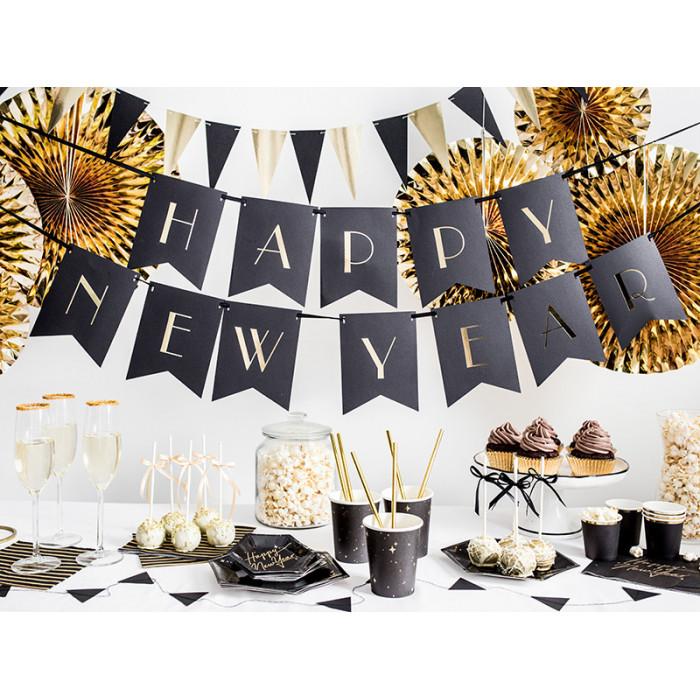 Świeczka urodzinowa Cyferka 5, różowy