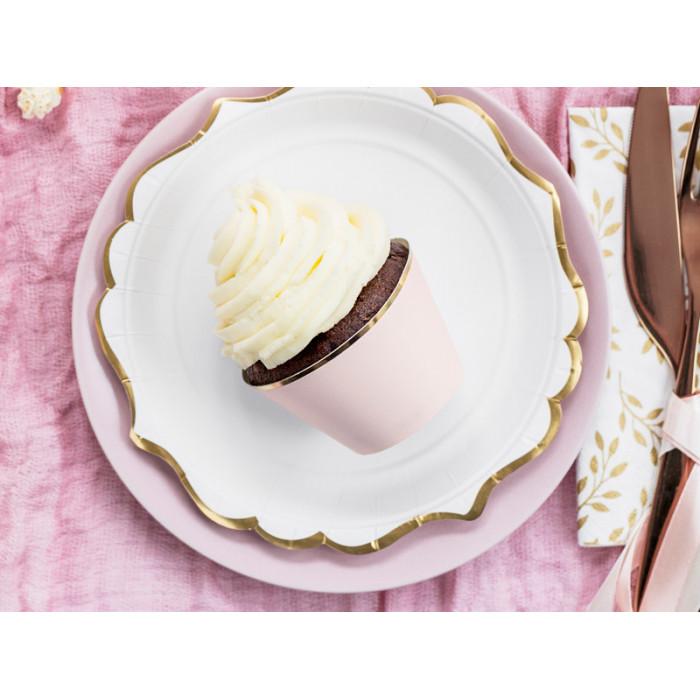 Naszyjnik hawajski, niebieski, 1m