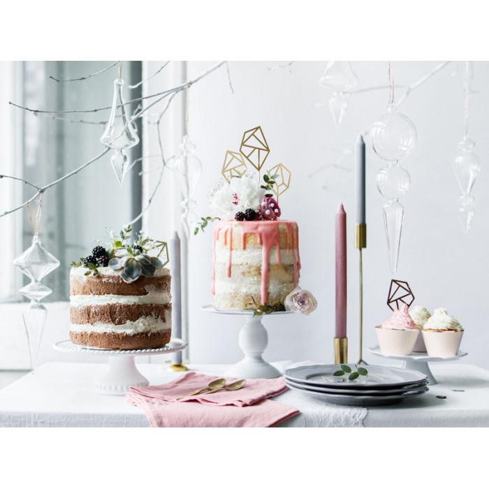 Naszyjnik hawajski, żółty, 1m