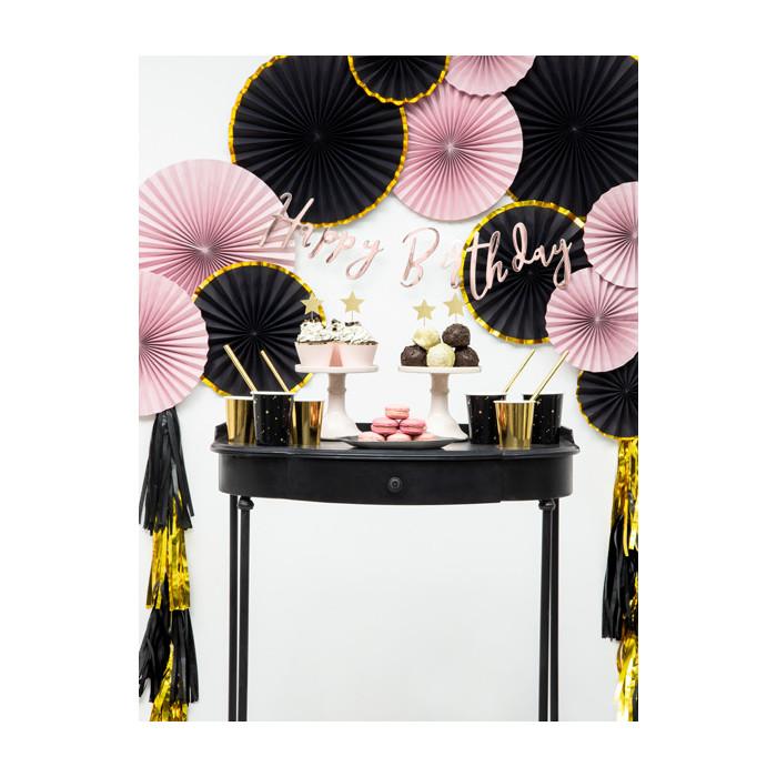 Naszyjnik hawajski, błękit, 1m