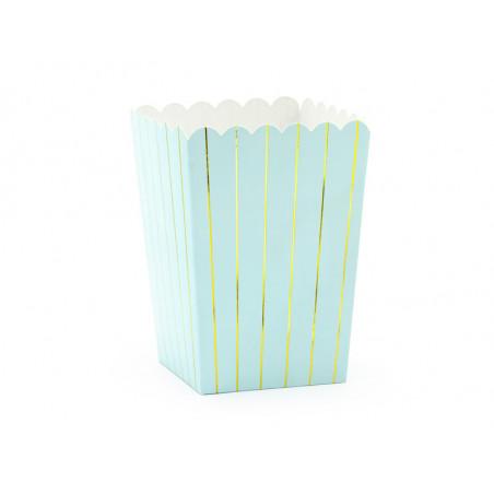 Okulary Pilotki, żółty