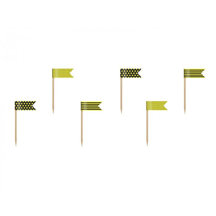 Tutu Pszczółka, żółty, 50 x 25cm