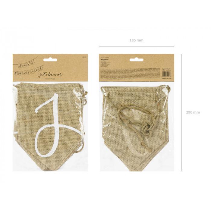 Lampion papierowy, błękit, 30cm