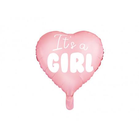 Lampion brokatowy, złoty, 25cm